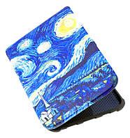 Чехол PocketBook 632 Touch HD 3 с рисунком Звёздная Ночь – обложка для Покетбук