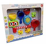 Іграшка для ванної Водоспад на присоску 9905, фото 3