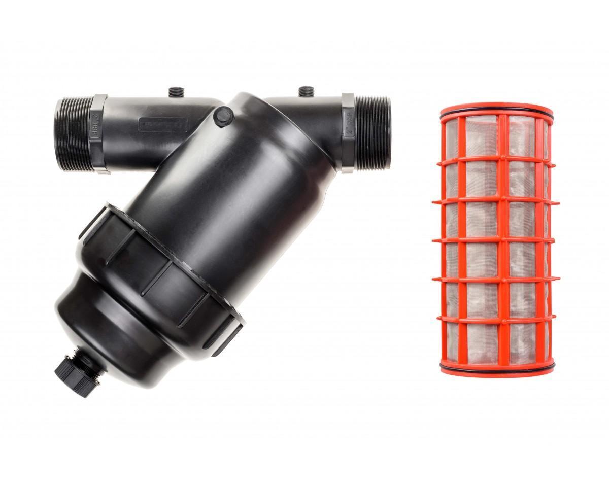 """Фильтр 20 м.куб/час 2"""" Сетка"""