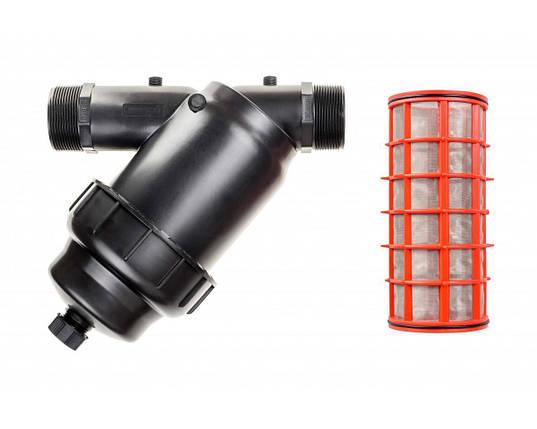 """Фильтр 20 м.куб/час 2"""" Сетка, фото 2"""