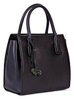 Ділова жіноча шкіряна сумка в 2х кольорах L-16992