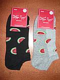 """Сітка. Жіночі шкарпетки """"Добра Пара"""". Кавун. р. 23-25 (36-39). Асорті., фото 7"""