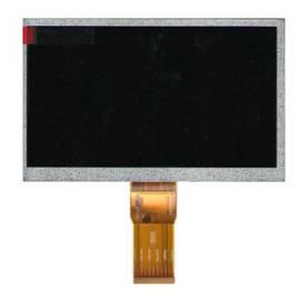 "Дисплей LCD (Экран) к планшету 7"" TeXet TM7046 3G 50 pin 164*97мм (1024*600)"