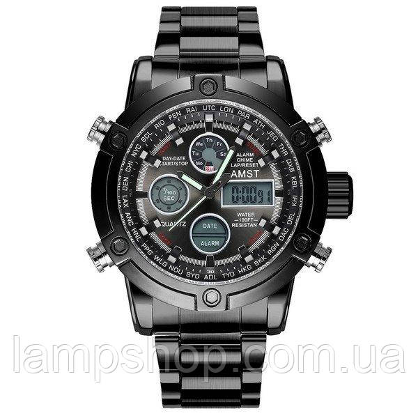 AMST 3022 Metall All Black