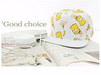 """Эксклюзивная детская бейсболка """"Симпсоны"""". Оригинальная кепка. Доступная цена. Наилучшее качество. Код: КД60, фото 1"""