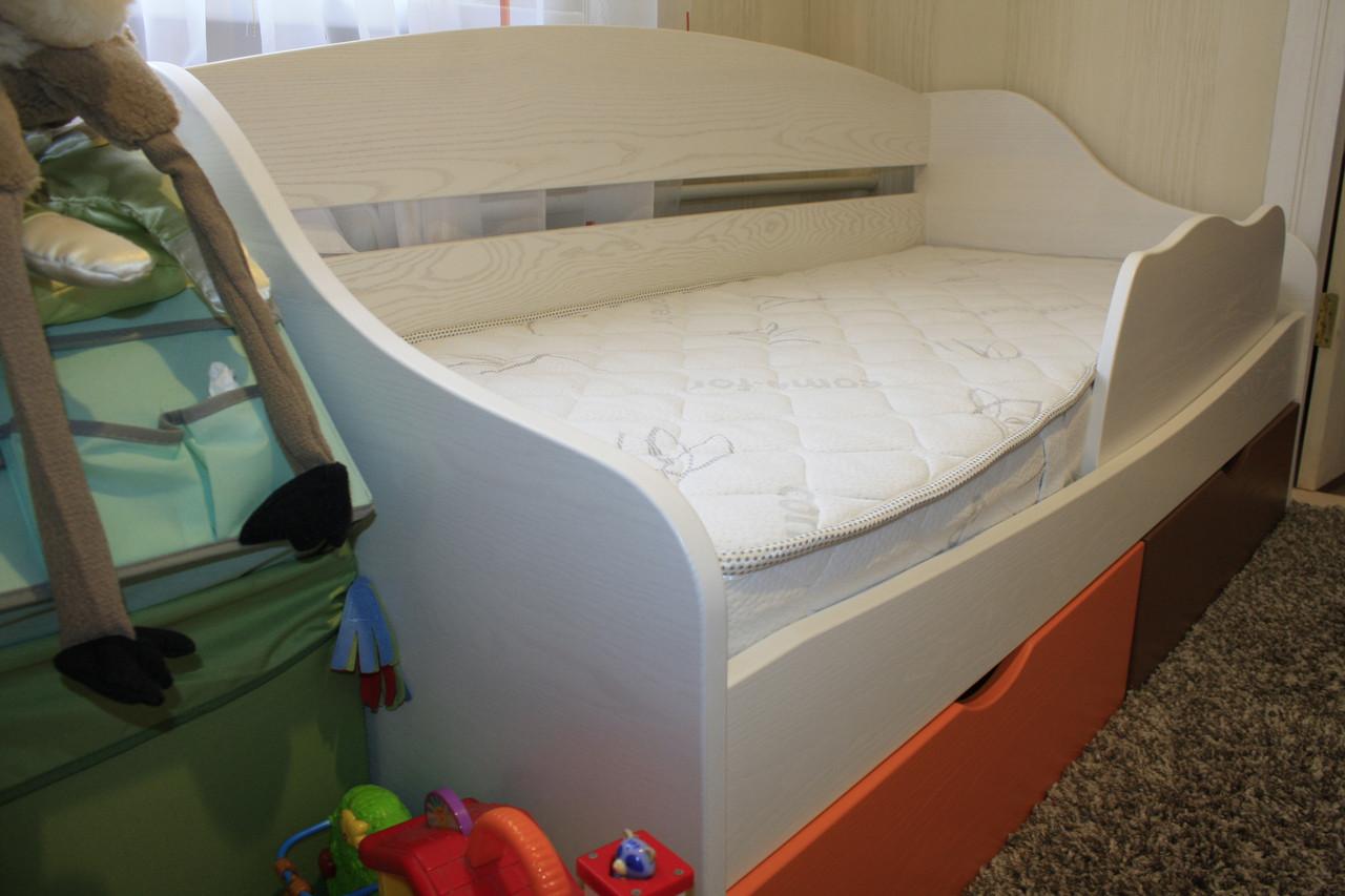 Детская комната Люси, массив ясеня