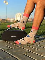 Стильные носки URBAN SOCKS  40-43  Crypto