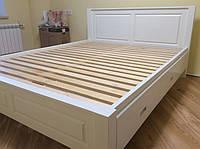 Кровать Айова, массив ясень, фото 1