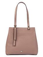 Ділова жіноча шкіряна сумка в 2х кольорах L-HF3355