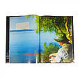 """Книга ілюстрована в шкіряній палітурці і подарунковому футлярі """"Рибалка. Енциклопедія"""", фото 5"""