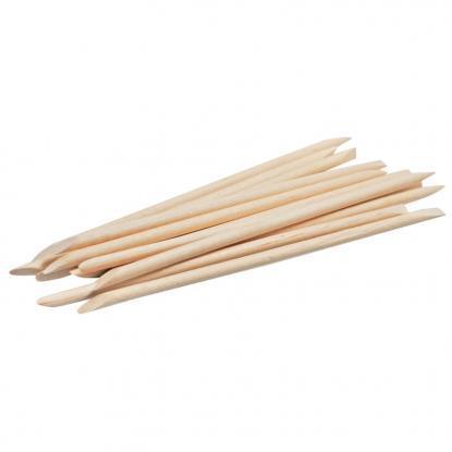 Палочки апельсиновые для ногтевого сервиса Panni Mlada 11 см в пачке (50 шт.)