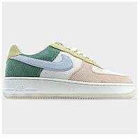 Женские кроссовки Nike Air Force 1 '07 Low NRG Celestial, разноцветные кроссовки найк аир форс 1 лов