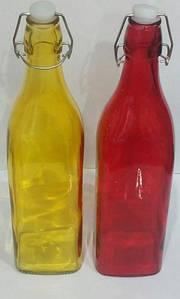 Бутылка стекляная для жыдких продуктов Empire М-1872