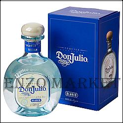 Текила Don Julio Blanco (Дон Хулио Бланко) 38%, 0,7 литра