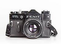 Фотоаппарат плёночный Зенит-TTL / в магазине