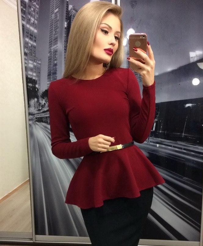 Кофты, блузы (48-52рр)