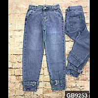 Дитячі джинси для дівчаток оптом 4--12 років