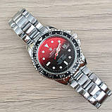Rolex Submariner 6478 Silver-Red-Black, фото 2