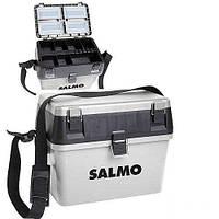Ящик рыболовный зимний Salmo(38х24х29) Маленький (2070)