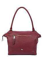 Ділова жіноча шкіряна сумка в 2х кольорах L-HF3199