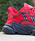 Чоловічі кросівки Adidas Ozwееgо TR (червоний) O1961 спортивна весняна взуття на піні, фото 9