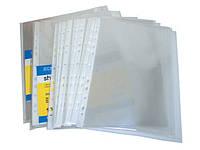Файлы Economix А4+ 30 мкм глянцевый Прозрачный 100 шт