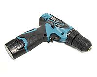 Шуруповёрт аккумуляторный MAKITA DF 310 D (Шуруповерт Макита 310 Д) 2 батареи в комплекте. Led подсветка