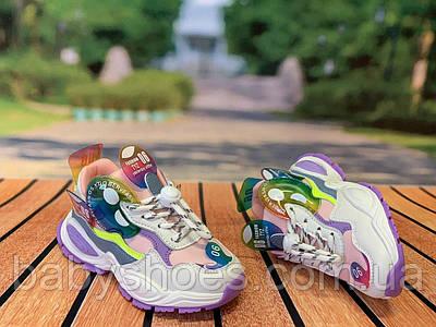 Кроссовки для девочки Jong Golf р.27-31, КД-628