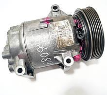 Компрессор кондиционера Рено Меган 1 (1.6L бензин). Б.У