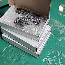 Акриловий світильник-нічник з пультом 16 кольорів Наруто та Хіната tty-n000233, фото 3