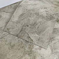 Кварцвиниловая плитка ПВХ Серый Мрамор самоклеющаяся влагостойкая для стен и пола 1 кв.м