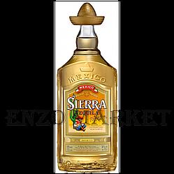 Текіла Sierra Reposado Gold (Сієра Репосадо) 38%, 1 літр