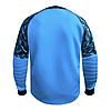 Вратарская кофта (реглан) с защитой Save Titar голубой, фото 2