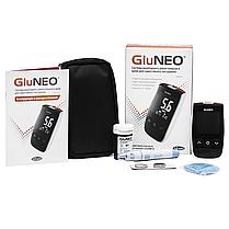 Глюкометр GluNEO  - ГлюНЕО стартовый набор с 25 полосками и ланцетами, фото 3