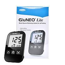 Глюкометр GluNEO Lite - ГлюНЕО лайт+60 тест-полосок, фото 3