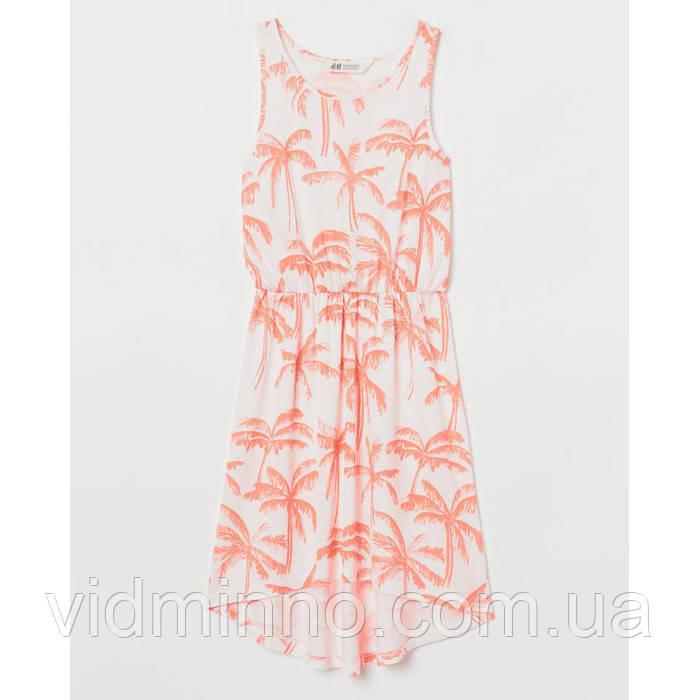 Дитяча сукня Пальми H&M на зріст 146-152 см (на 10-12 років)