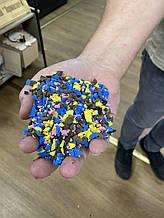Агломерат EVA вторичный плотность 80-100 кг/33