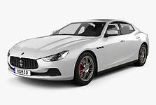 Защита двигателя на Maserati Ghibli (с 2013 --)
