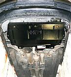 Защита картера двигателя и кпп Skoda Fabia I 1999- , фото 3