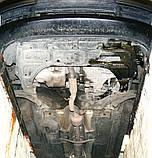 Защита картера двигателя и кпп Skoda Fabia I 1999- , фото 2
