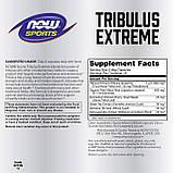 Now Sports Tribulus Extreme (90caps), фото 2