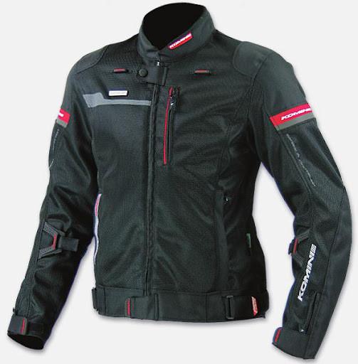 Мотокуртка KOMINE JK-044 текстиль та сітка