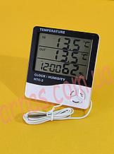 Термометр-гігрометр HTC-2