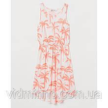 Платье, сарафан Пальмы H&M для девочки 12-14 лет