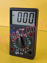 Мультиметр (тестер) DT700C цифровий