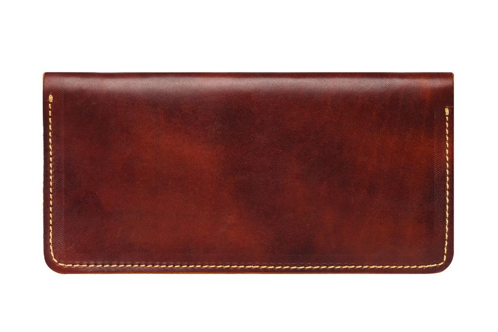 Кожаные кошельки и портмоне ручной работы 18
