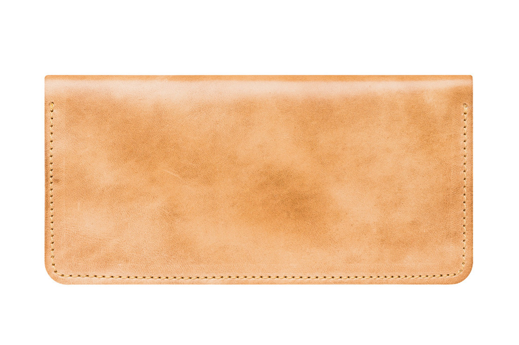 Кожаные кошельки и портмоне ручной работы 21