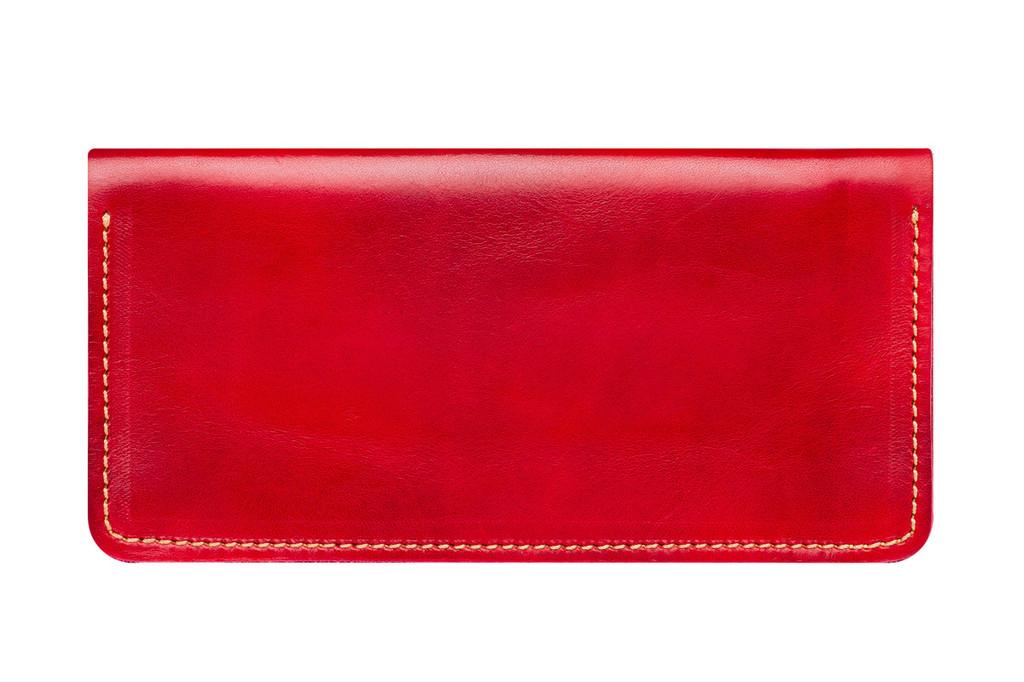Кожаные кошельки и портмоне ручной работы 25