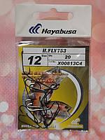 "Крючок ""Hayabusa"" №12 (№5) упаковка 20 штук"