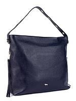 Ділова жіноча шкіряна сумка в 2х кольорах L-JY2060